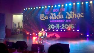 Hội thi ca múa nhạc 2015