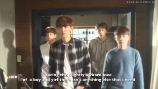 Video [ENG SUB] EXO - FIRST LOVE (EXO NEXT DOOR ver) download MP3, 3GP, MP4, WEBM, AVI, FLV April 2018
