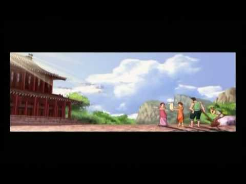 [ The story of Earth-Treasure Bodhisattva - Bright-Eyes Rescuing her Mother ] [HQ] part 1/2