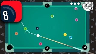 POCKET RUN POOL - Gameplay Trailer (iOS Android)