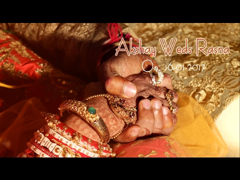 Akshay weds Rasna  wedding highlight video