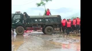 NO COMMENT  Վիետնամում ջրհեղեղները շարունակվում են