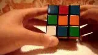 Dicas pra montar o cubo magico 3x3 mais rápido parte 1