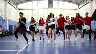 Bboom Bboom - MOMOLAND [Dance Cover by Vietsoc QMUL]