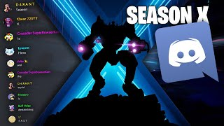 Discord Sings Season X Overview Trailer (Season X is here...)