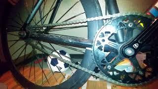 자전거에 대해(픽시편) 팀크로스