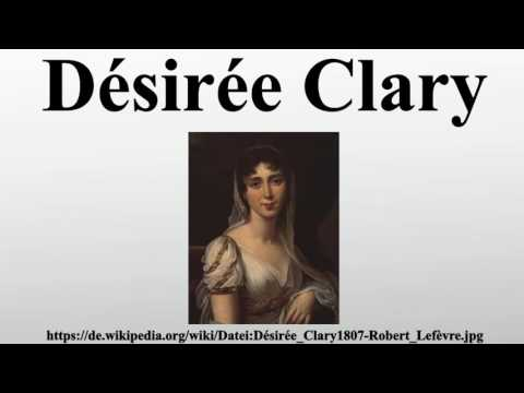 Désirée Clary