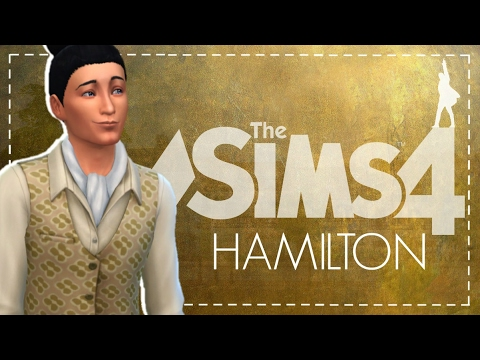 The Sims 4: Hamilton Let's Play #3 | THE START OF LAMS