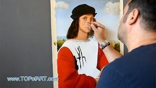 Raphael - Portrait of Agnolo Doni | Art Reproduction Oil Painting