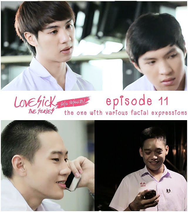 Download [ENG Sub] Love Sick The Series (Uncut) S1E11