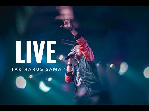 'TAK HARUS SAMA' Live On Stage Di Lampung