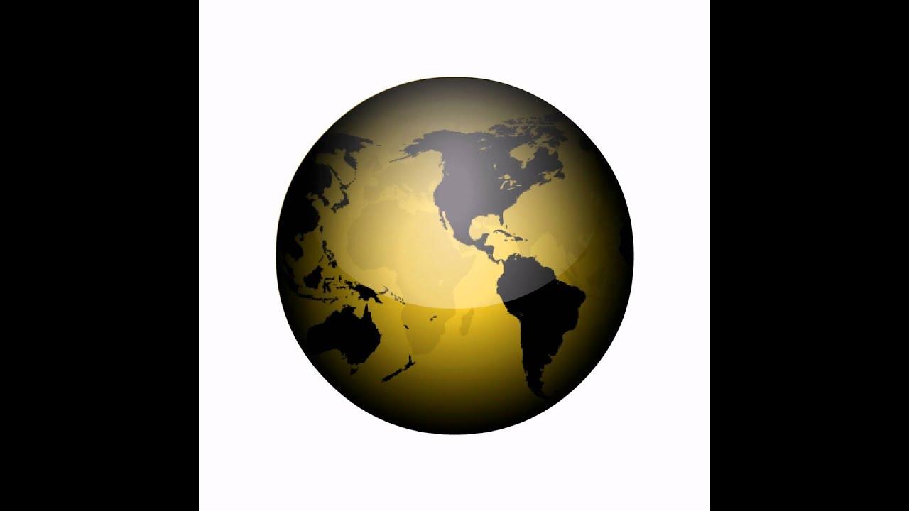 globe terrestre youtube. Black Bedroom Furniture Sets. Home Design Ideas