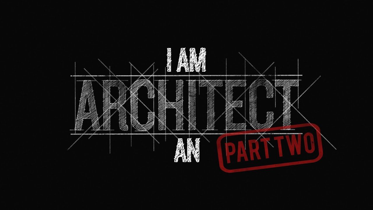 I am an architect part 2 architect vs contractor youtube for How to be an architect