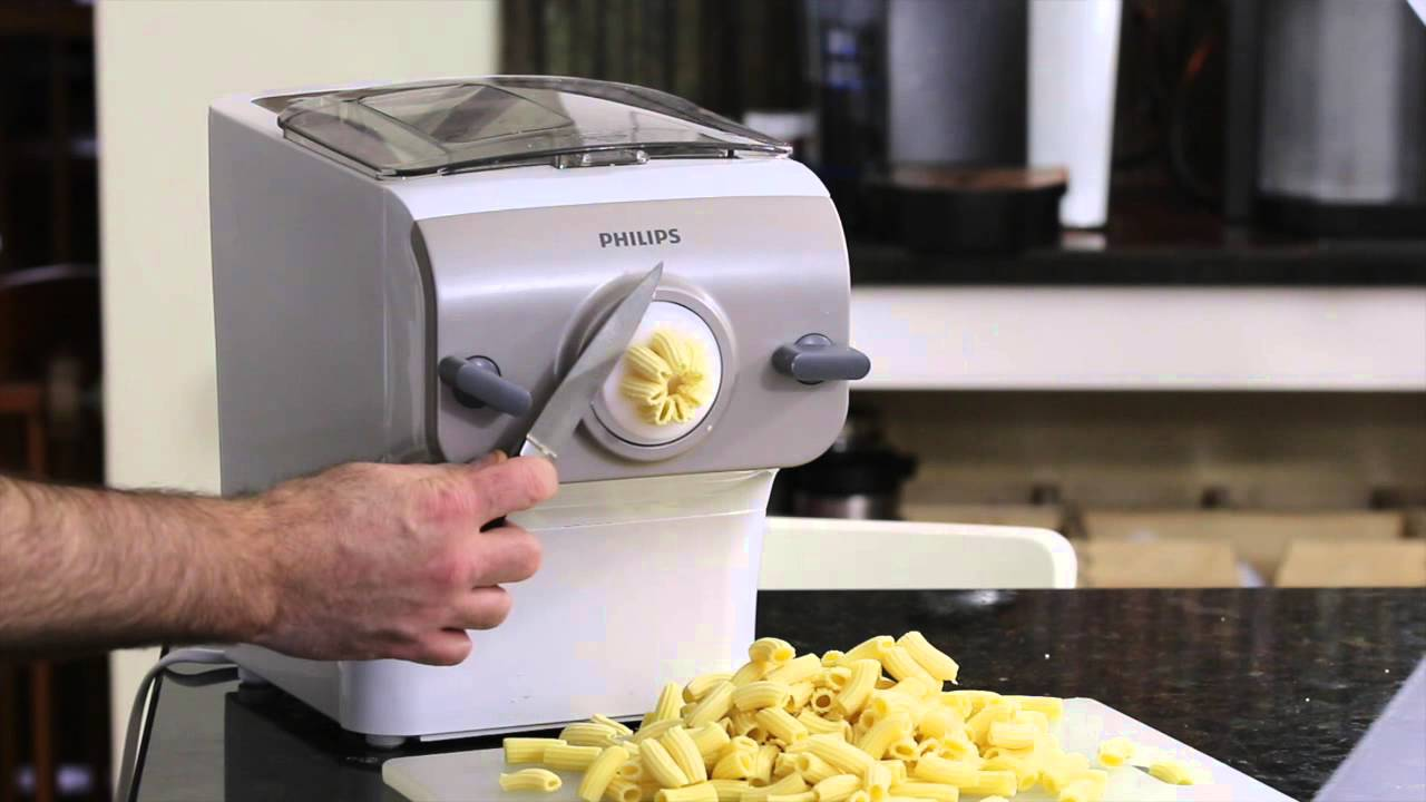 make pasta machine
