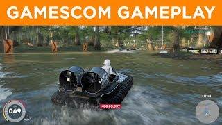 The Crew 2: Gator Rush GAMESCOM GAMEPLAY