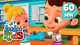 Skip to My Lou - Learn English with Songs for Children | LooLoo Kids