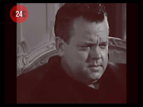 Orson Welles lo tenía claro a la hora de elegir entre arte o amistad
