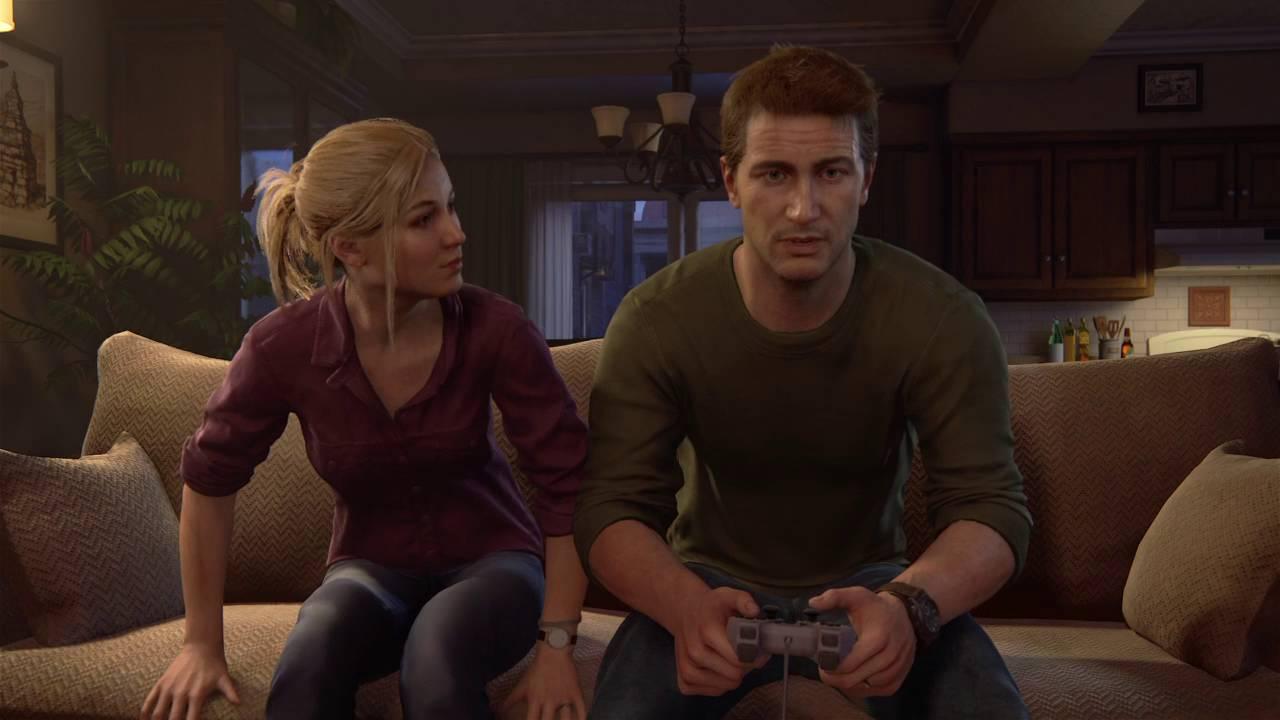 Моддер показал одну из сцен Uncharted 4 с видом от первого лица и она выглядит невероятно