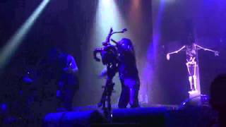 Cradle Of Filth - Queen of winter, throned [live]