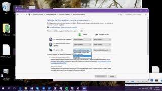 Windows 10 - Jak zrušit režim spánku na stolním PC a notebooku?