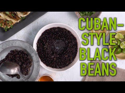Cuban Style Black Beans | Recipe | Food & Wine