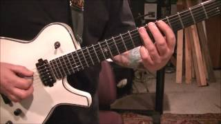How to play Never Use Love by Ratt on guitar by Mike Gross