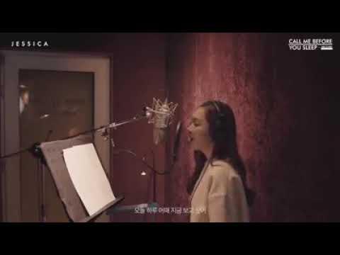 Call Me Before You Sleep - Jessica Jung [Studio Version]