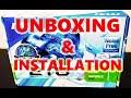 Unboxing et Installation - MSI nVidia Geforce  N210