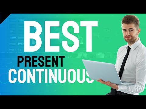 Present Continuous English Grammar Secrets