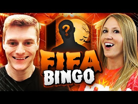 ULTIMATE SCREAM FIFA BINGO - FIFA 18 Ultimate Twam