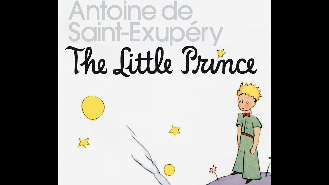 Little Prince: a summary. Little Prince, Exupery 58