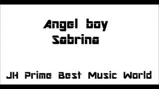 Angel Boy Sabrina