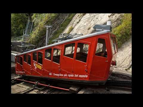 Самая страшная железная дорога в мире - ШОК и СТРАХ от поездки гарантирован... | ЭКРАН