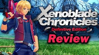 Xenoblade Chronicles: Definitive Edition Review (Nintendo Switch) (Video Game Video Review)