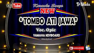"Gambar cover ""TOMBO ATI"" Versi Dangdut Original Karaoke Tanpa Vocal - Full Lirik"