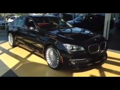BMW Series ALPINA B XDrive AWD YouTube - Bmw alpina 7 series