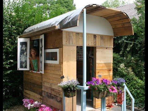 Como hacer una casa de madera casera youtube - Como hacer casa de madera ...