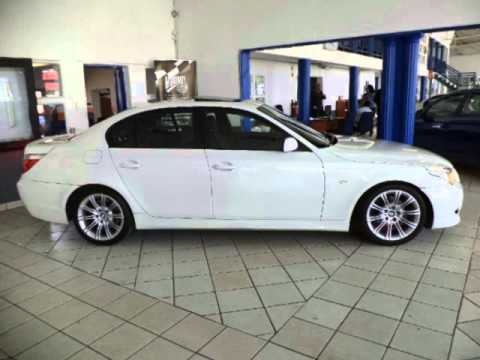 2006 bmw 5 series 523i m sport a t auto for sale on auto trader south africa youtube. Black Bedroom Furniture Sets. Home Design Ideas