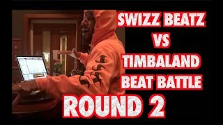 Swizz beatz vs timbaland round 2