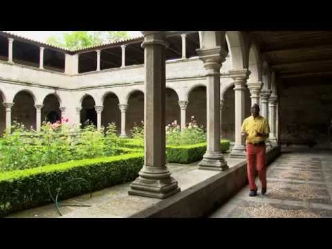 GlobeTrotter Jon Haggins TV in the Douro Valley, Portugal Pt 4