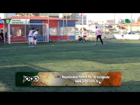 Genel Energy - İzmir Saint-Germa / İZMİR / iddaa Rakipbul Ligi 2015 Açılış Sezonu