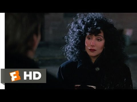 Moonstruck (9/11) Movie CLIP - Get In My Bed (1987) HD Mp3