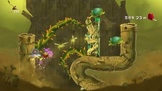 Rayman Legends Up, Up and Up...