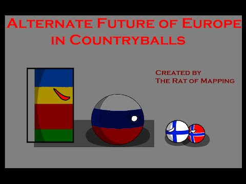 Alternate Future of Europe in Country...