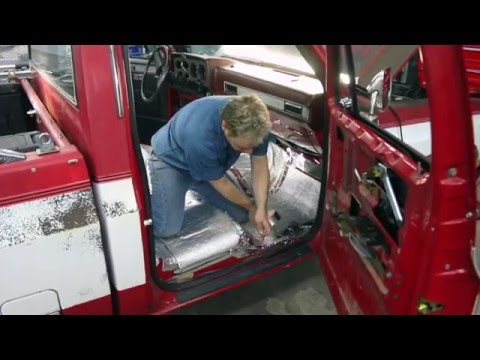 LMC Truck: Truck Molded Carpet Installation in a Chevy/GMC C10 Truck with Kevin Tetz