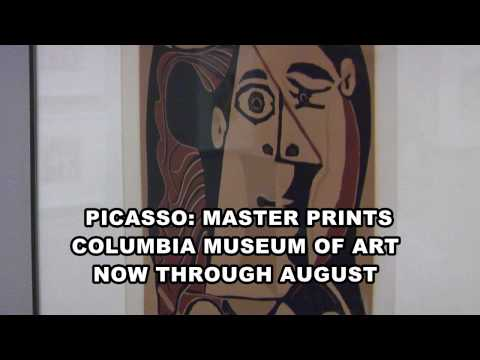 Arts WACH - Picasso: Master Prints at the Columbia Museum of Art