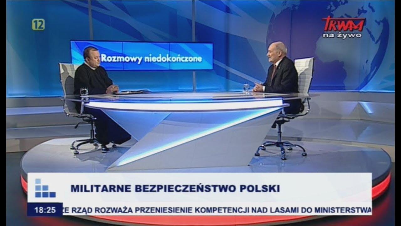 Rozmowy niedokończone: Militarne bezpieczeństwo Polski cz. I