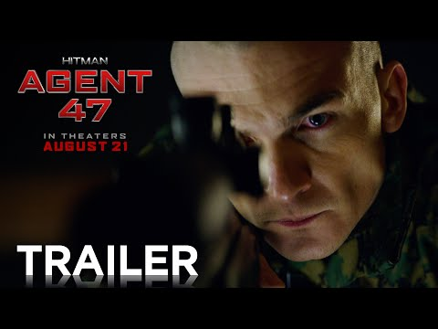 Hitman: Agent 47 trailers