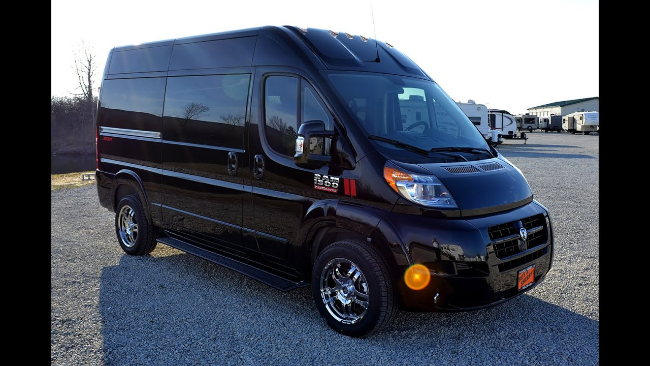 Ram Passenger Van >> 2015 Ram ProMaster 7 Passenger High-Top Conversion Van By Sherry Vans Walkthrough | 27218T - YouTube