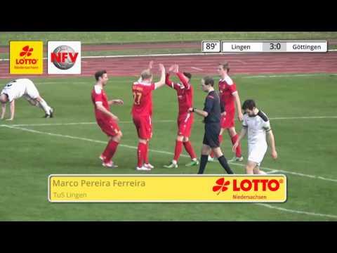 Torshow der Oberliga Niedersachsen: 25. Spieltag